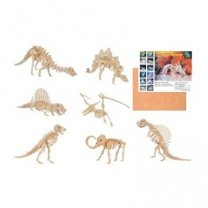 Maquette à construire Médium : Plésiosaure