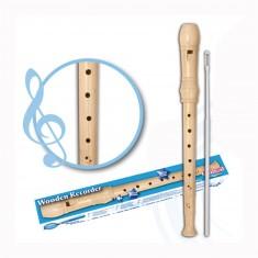 Flûte soprano en bois 32 cm