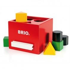 Boîte à formes Rouge