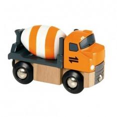 Camion toupie Brio en bois