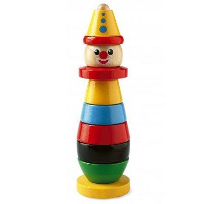 Clown à empiler Brio - Brio-30120