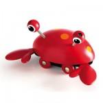 Jouet à pousser : Crabe farceur