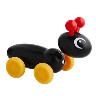 jouet pousser mini fourmi brio le lutin rouge. Black Bedroom Furniture Sets. Home Design Ideas