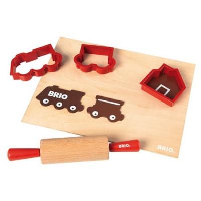 kit du p tissier rouleau p tisserie emporte pi ces et planche de travail brio magasin de. Black Bedroom Furniture Sets. Home Design Ideas