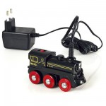 Train Brio : Locomotive rechargeable