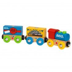 Train Brio : Train Anniversaire