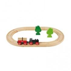 Train Brio : Circuit : En forêt