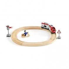 Train Brio : Circuit voyageurs