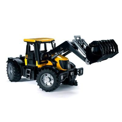 Tracteur jcb fastrac 3220 avec fourche bruder magasin de jouets pour enfants - Tracteur avec fourche ...