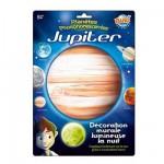 Décoration murale planète lumineuse : Jupiter