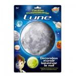 Décoration murale planète lumineuse : Lune