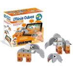 Jeu de construction iMinis Cubes : Eléphant