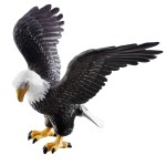Figurine Aigle Royal