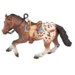 Figurine Cheval Appaloosa : Etalon