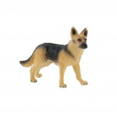 Figurine chien : Berger Allemand Rex