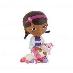 Figurine Docteur la peluche : Docteur McStuffins et Lammie