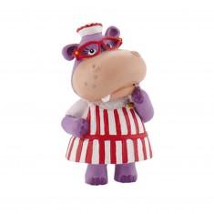 Figurine Docteur la peluche : Hallie l'hippopotame