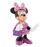Figurine Minnie et son sac