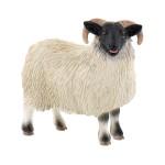 Figurine Mouton écossais à tête noire