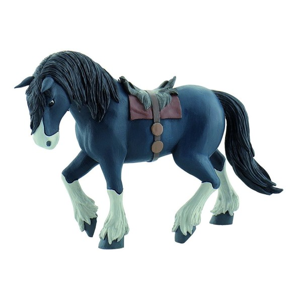 Figurine rebelle cheval angus jeux et jouets bullyland - Cheval rebelle ...