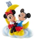 Tirelire Mickey et Minnie