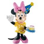Figurine Minnie Anniversaire