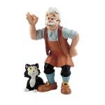 Figurine Pinocchio : Gepetto