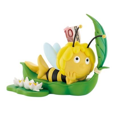 tirelire maya l 39 abeille bullyland magasin de jouets pour enfants. Black Bedroom Furniture Sets. Home Design Ideas