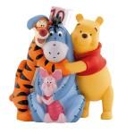 Tirelire Winnie l'ourson et ses amis