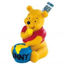 Tirelire Winnie assis