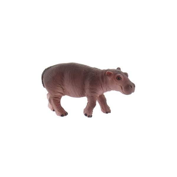 Figurine bébé hippopotame - Bullyland-B63692
