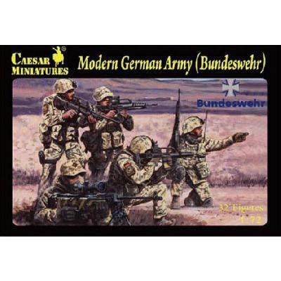Figurines militaires: Armée Allemande 2011 - Caesarminiatures-CM062