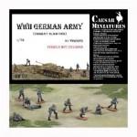 Figurines militaires Groupe de combat allemand n°2 1941-1943