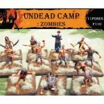 Figurines pour maquettes : Zombies