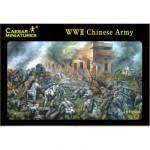 Figurines 2ème Guerre Mondiale : Infanterie chinoise 1941-1945