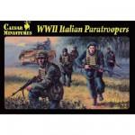 Figurines 2ème Guerre Mondiale : Parachutistes et troupes spéciales italiennes