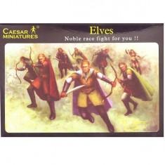 Figurines Fantasy: Guerriers Elfes