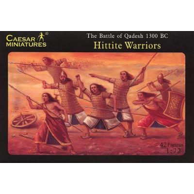 Figurines guerriers Hittites: Bataille de Quadesh 1275 av. JC - Caesarminiatures-CM008