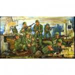 Figurines 2ème Guerre Mondiale : Infanterie US 1943-1945