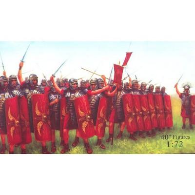 Figurines légionnaires romains: 1er siècle ap. JC - Caesarminiatures-CM041