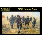 Figurines 1ère Guerre Mondiale : Sturmtrooper allemands 1916