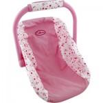 Porte-bébé rigide rose
