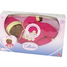 Poupon intéractif bébé métis premiers mots : Rose