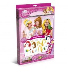 Accessoires de déguisement : Selfie Booth Photo Délire : Princesses Disney