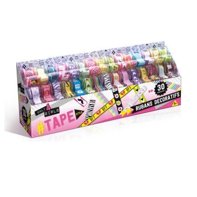 Adh sifs d coratifs recharge tape machine jeux et jouets canal toys avenue des jeux for Adhesifs decoratifs