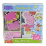 Coffret en bois : Habille Peppa Pig
