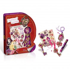 Colliers Pendentifs Clés Magiques Ever After High