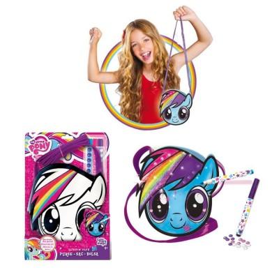 Sac à décorer Mon petit poney - CanalToys-MLPC016-CT23116
