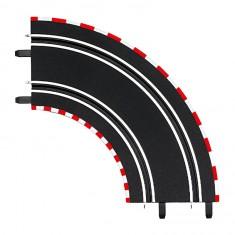 Circuit de voitures Carrera Digital 143 : Extension de 2 courbes à 90°