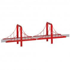 Circuit de voitures Carrera Digital 143 : Pont